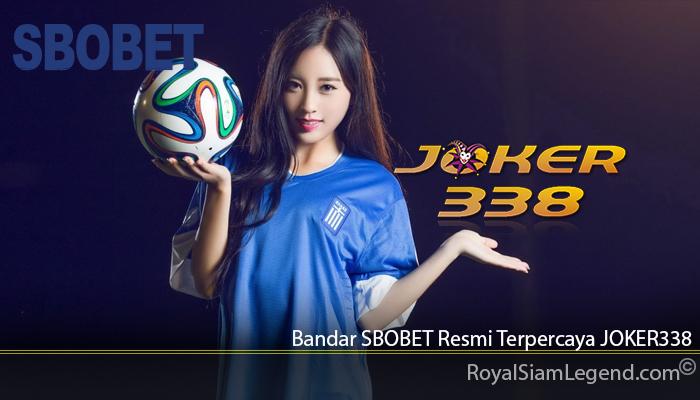 Bandar SBOBET Resmi Terpercaya JOKER338