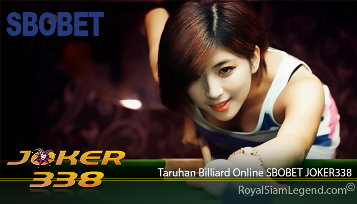 Taruhan Billiard Online SBOBET JOKER338